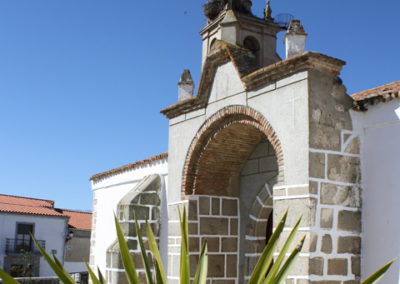 Fachada Santa Catalina