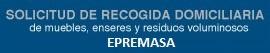 RECOGIDA ENSERES EPREMASA